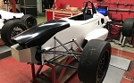 Elan VD 2021 F2000 Rolling chassis less engine